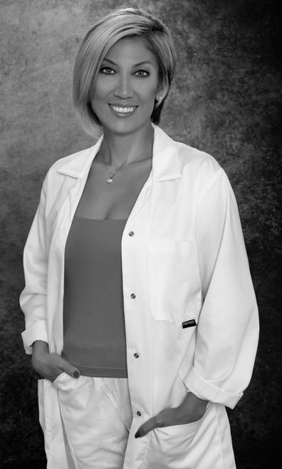 Bra tandläkare, Alaleh Tarahomi